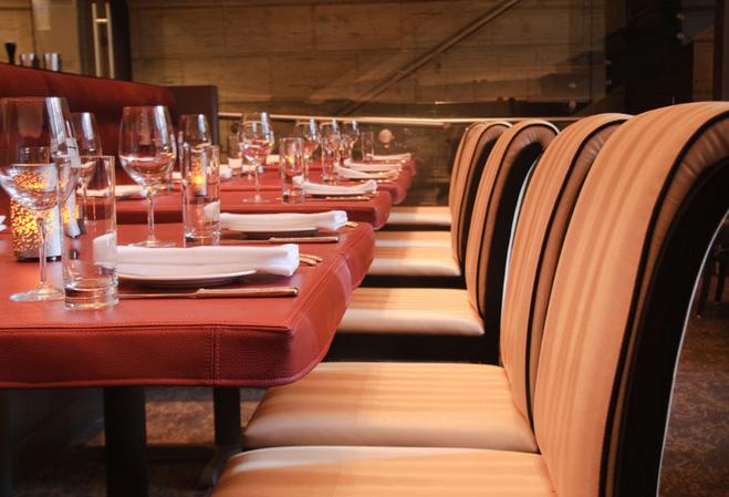 smart restaurant in oman